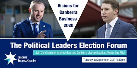 The Political Leaders Election Forum tickets