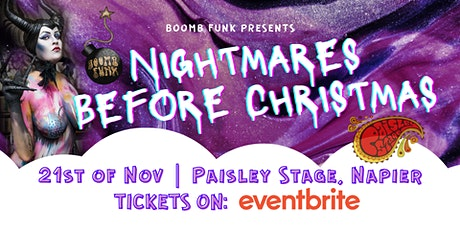 Nightmares Before Christmas tickets