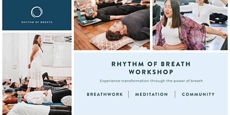 An evening with Breath - Rhythm of Breath workshop tickets