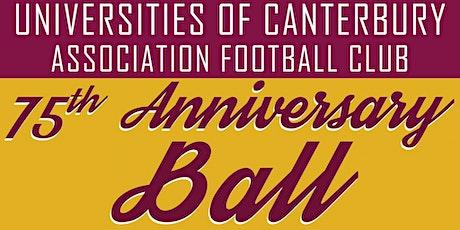 UCAFC 75th Anniversary Ball tickets