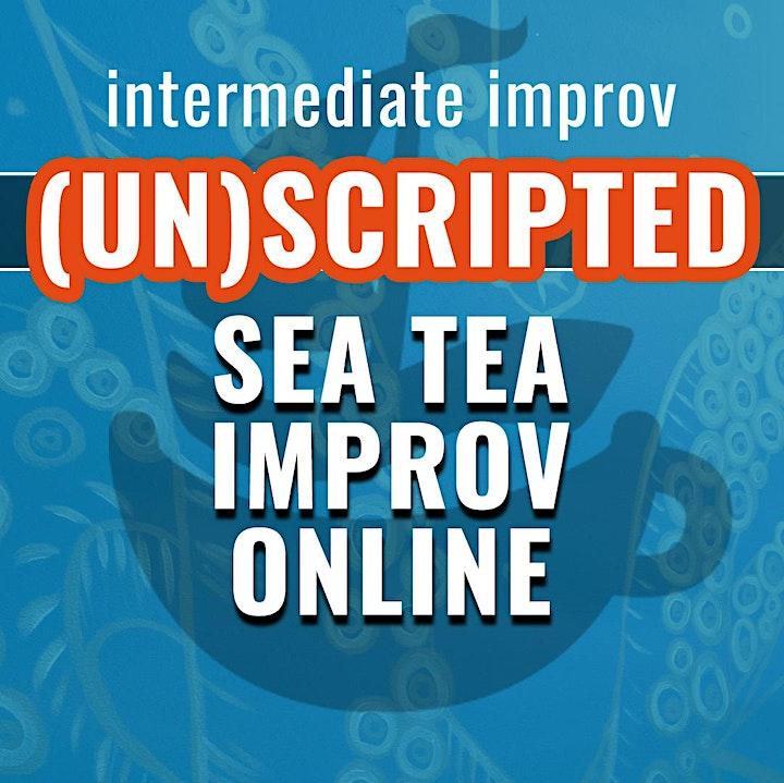 Intermediate Improv: (Un)Scripted