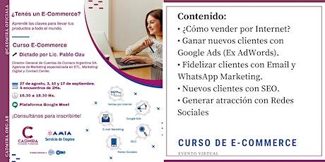 CURSO DE E-COMMERCE entradas
