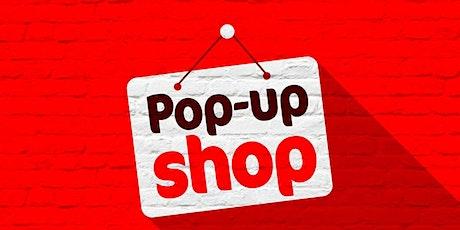 Sip & Shop Pop-Up Shop tickets