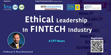Ethical Leadership in FINTECH Industry 2020 tickets