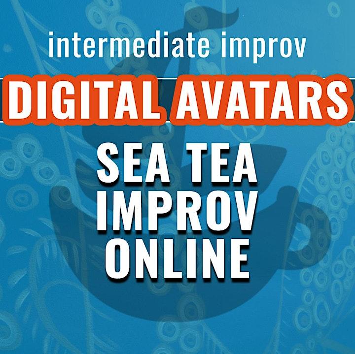 Intermediate Improv: Digital Avatars