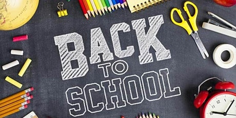 The Office of Community Relations Back 2 School Grab-N-Go Event tickets