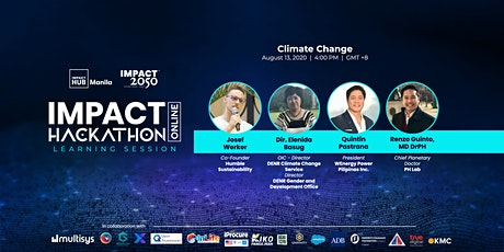 Learning Session: Climate Change tickets