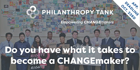 Philanthropy Tank Student Virtual Application Workshop tickets