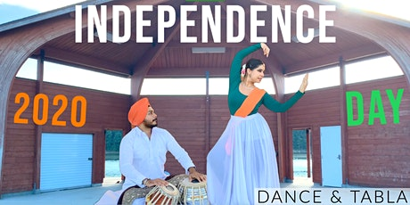 India's 74th  Independence Day Special - Classical Dance, Music and Tabla. tickets