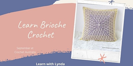 Learn Brioche Crochet Thursday's in September tickets