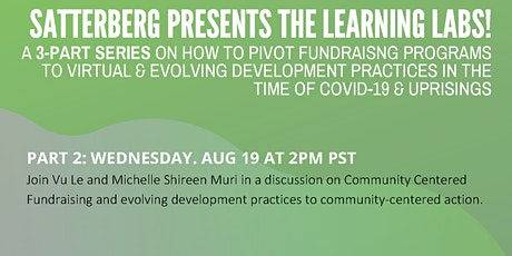 Community-Centric Fundraising: Part 2 of the Fundraising Learning Lab tickets