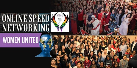 Online Speed Networking - IWB & WINGS. Business Financing. tickets