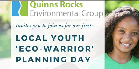 Youth 'Eco Warrior' Planning Day tickets