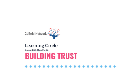 Building Trust tickets