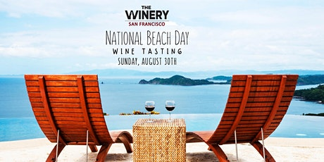 National Beach Day & Wine Tasting on Treasure Island tickets