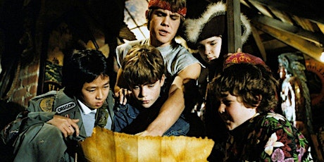 TASSIE POP UP DRIVE IN CINEMA | THE  GOONIES (PG) | Sat 29  Aug 20 | 6.30pm tickets
