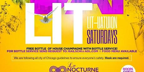 Lituation Saturdays: DayLIT tickets