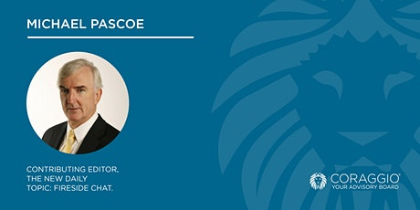 Fireside Chat with Michael Pascoe - 21st August tickets