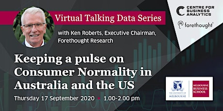 Virtual Talking Data Series: Ken Roberts, Forethought Research tickets
