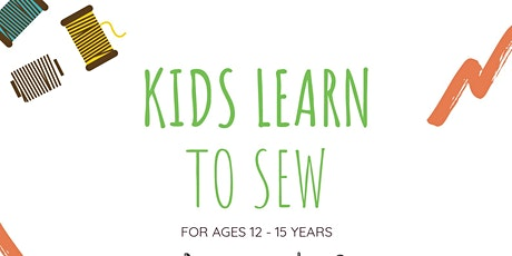 Kids Learn to Sew tickets