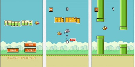 From Nothing to Flappy Bird in 2 hours: Learn Unity Game Development! tickets