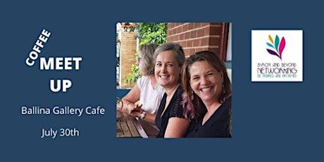 Coffee Meetup - Ballina - 27th. August 2020 tickets