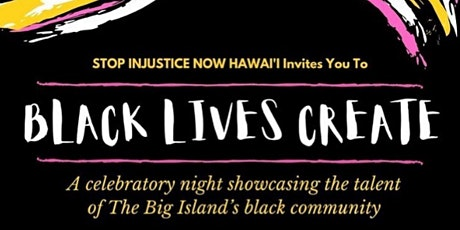 Black Lives Create tickets