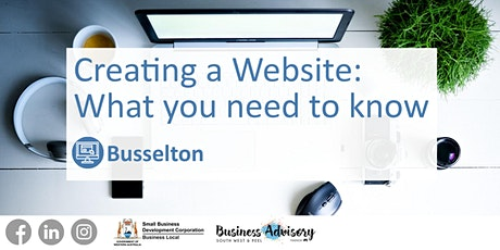 Creating a website: What you need to know tickets