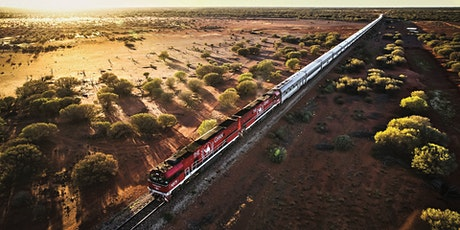 Journey Beyond Rail Expeditions Information Session tickets