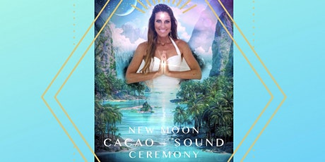 New Moon CACAO + SOUND Ceremony tickets