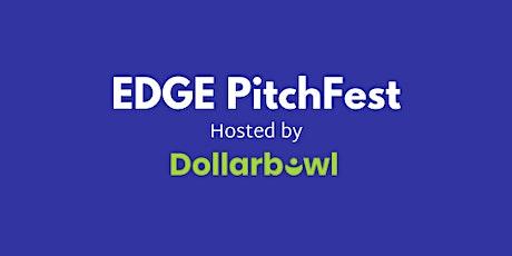 EDGE PitchFest tickets