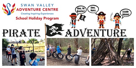 Pirate Adventure - Day 1 tickets