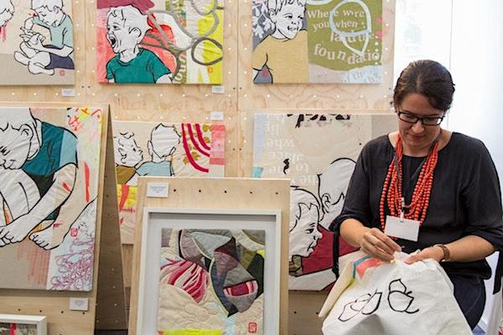 Art Upmarket — Perth's best dedicated Art Fair image