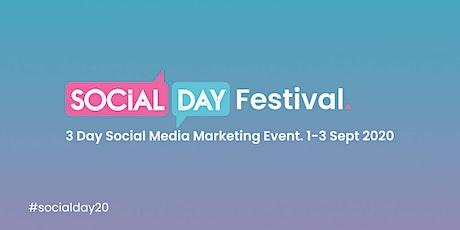 SocialDay 2020 Social Media Marketing Event Festival tickets