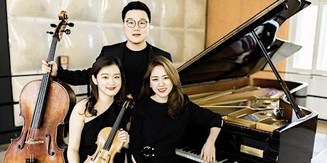 Meistersolisten im Isartal 3/2020: Lux Trio Sa-Matinée Tickets