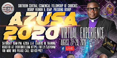AZUSA 2020: The Experience tickets