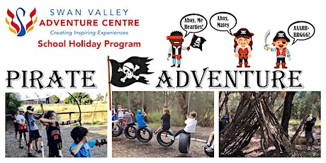 Pirate Adventure - Day 2 tickets