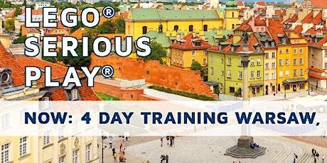 LEGO® SERIOUS PLAY® Method - Training Facilitator tickets