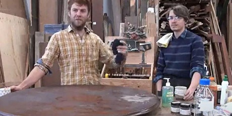 Furniture (woodwork) Repair Online Cafe with The Bower tickets