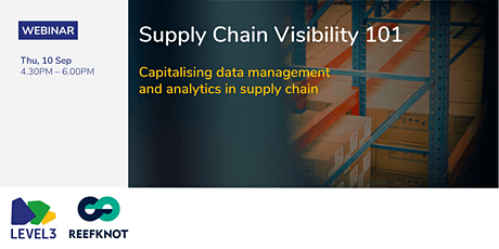 Supply Chain Visibility 101 tickets