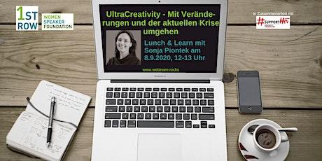 UltraCreativity - Mit Veränderungen und der Krise umgehen Tickets
