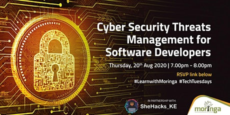 Cyber Security Threats Management for Software Developers tickets