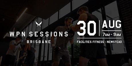 WPN Sessions Brisbane -Men's Health & Wellbeing tickets