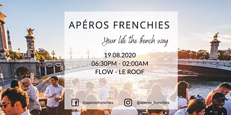 Apéros Frenchies - Paris - International Afterwork billets
