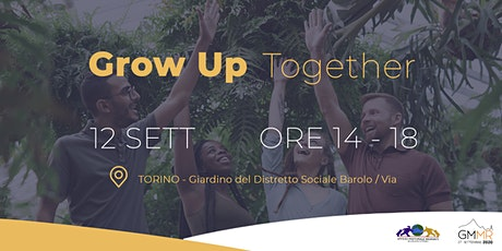 Grow Up Together! biglietti