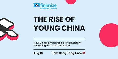 The Rise of Young China tickets