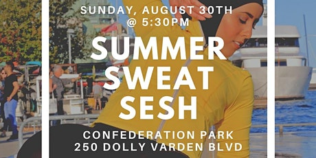 Summer Sweat Sesh with Nabat tickets