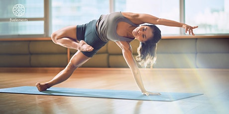 Fivelements Livestream- Vinyasa Yoga  By Marah Arcilla tickets