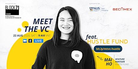 Meet the VCs feat. Hustle Fund tickets