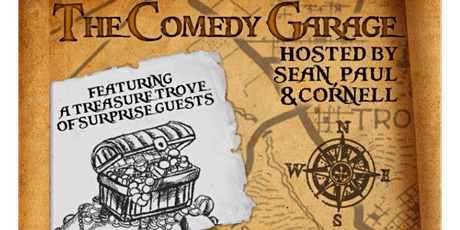 The Comedy Garage tickets